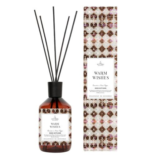 Reed diffuser - Warm wishes